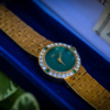 Mother of Pearl Jackie Kennedy Watch