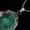 Genuine Zohar Roman Glass Necklace Bracelet and Earring Set